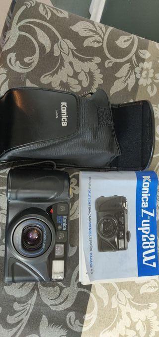 cámara de fotos carrete KONIKA