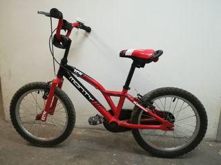 Bicicleta Monty niño/a