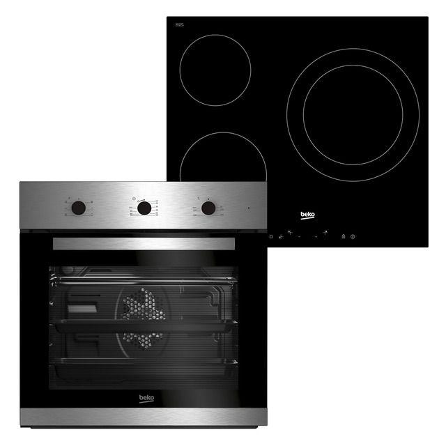 Cambio de horno, encimera y campanas de cocina.