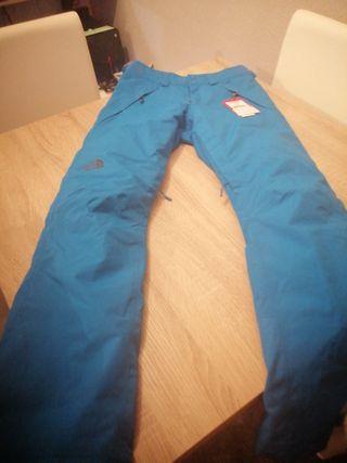 pantalón snow chico