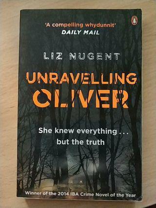 Libro inglés unravelling oliver