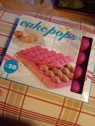 Molde para Cakepops. Nuevo