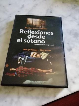 REFLEXIONES DESDE EL SÓTANO