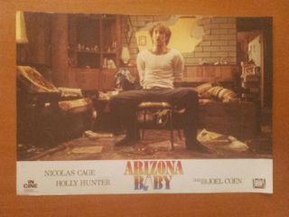 Afiche Arizona Baby