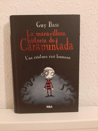 libro la maravillosa historia del carapuntada