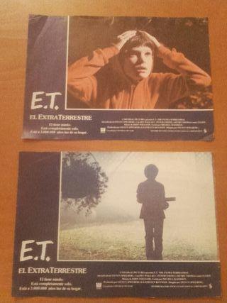 Afiches de E.T. El Extraterrestre