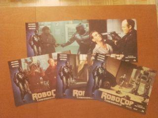 Afiches Robocop