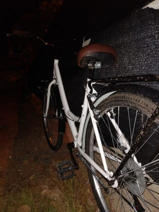 bicicleta muy comoda