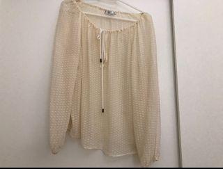 Hermosa blusa plumeti
