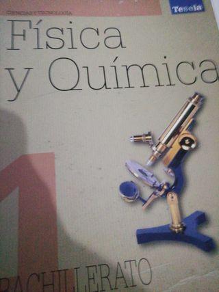 Libro de texto de Física y Química