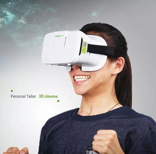 VR 3D Gafas Gafas de Realidad Virtual