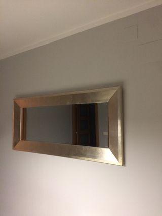 Espejo madera pan de plata maison du monde