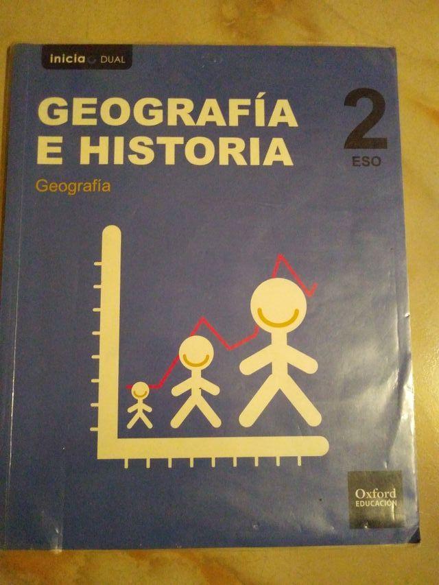 Libro 2 eso geografia