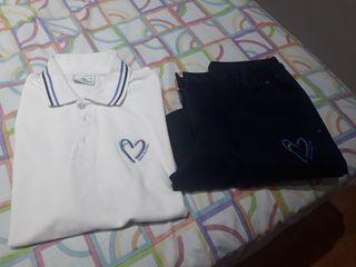 uniforme amor de dios