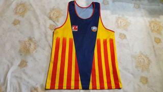 Camiseta Tirantes Catalunya