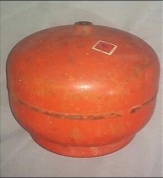 BOMBONA CAMPING BUTSIR DE 2 KG.