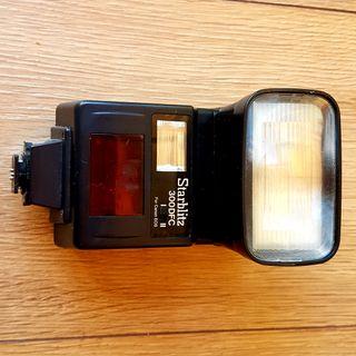 Flash camara fotos reflex