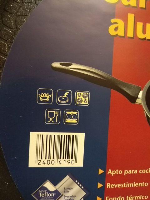 Sarten de Aluminio 28cm nueva