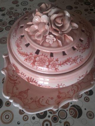 Fuente sopera porcelana
