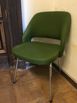 Sillas de oficina vintage de segunda mano en Madrid en WALLAPOP