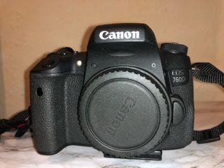 Camera Canon 760D