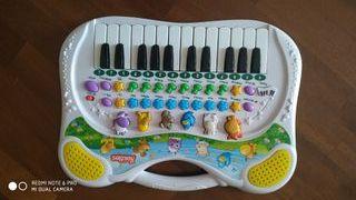 piano para bebés