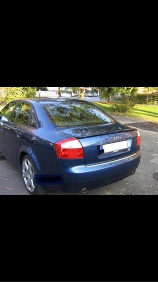 Despiece Audi a4 2.4 Año 2002