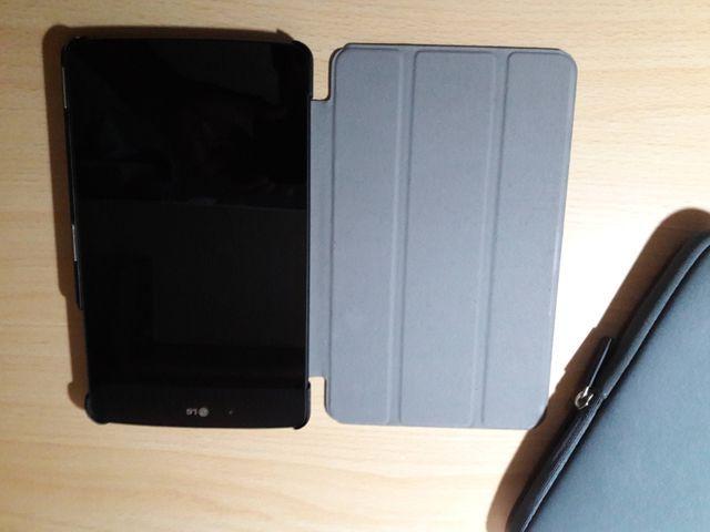 "Tablet Wifi 8"" LG G Pad V480 16GB color Negro"