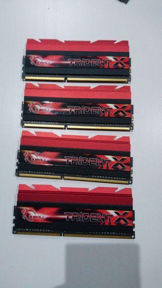 Vendo memoria RAM GSkill 16Gb