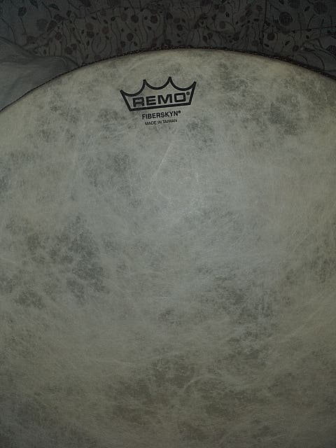 tambor chamanico REMO FIBERSKYN