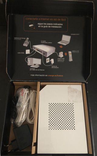 Router WiFi Orange Livebox