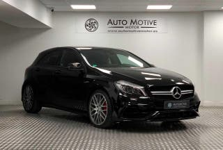 Mercedes Clase A 45 AMG PERFORMANCE
