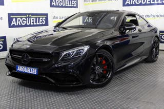 Mercedes Clase S S 63 AMG Coupe 4Matic 585cv IVA DEDUCIBLE