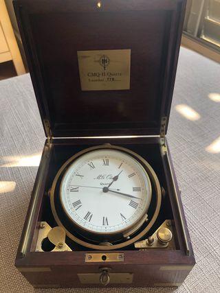 Reloj Cronómetro marino CMQ-II Quartz