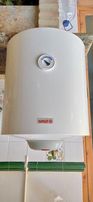 Calentador eléctrico 50 litros.