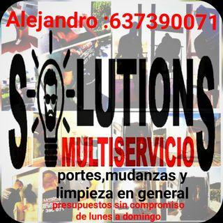 portes y mudanzas solutions