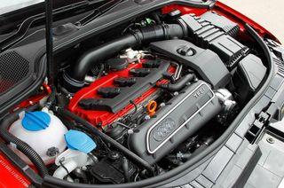 motor audi rs3 tt rs 340cv.