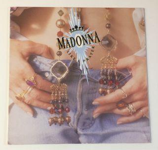MADONNA : Like a prayer Disco Vinilo Lp