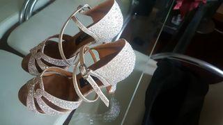 Zapatos Baile De Salón