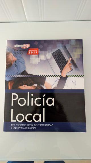 Policia Local Tests psicotecnics/personalitar