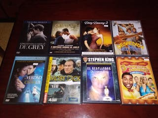 pelis DVD 5€