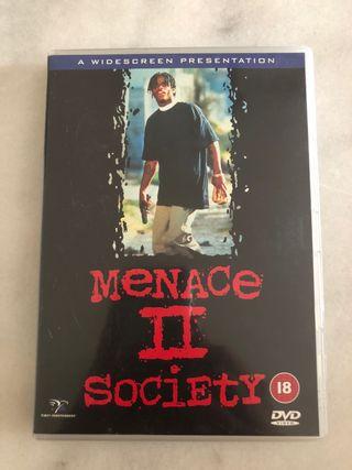 Menace II society DVD