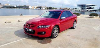 Mazda 6 2.3 MPS 4wd 260cv