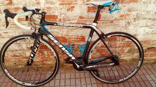 bicicleta carretera carbono 105