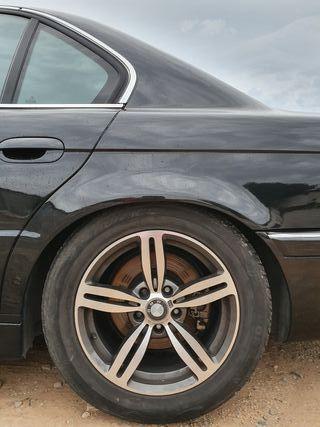 VENDO/CAMBIO LLANTAS BMW 17