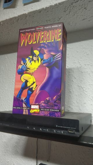 Figura Wolverine Marvel edición Polar Lights