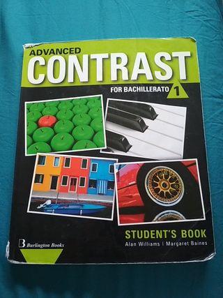 ADVANCED CONTRAST 1° BACH BURLINGTON BOOKS
