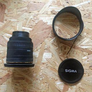 Objetivo Sigma 17-35mm Spherical f2.8-4 af Nikon
