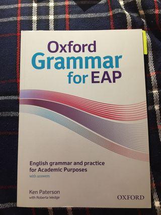 Oxford Granmar for EAP de Oxford