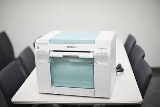 Impresora Fotográfica Fujifilm Dx 100+tinta+Papel